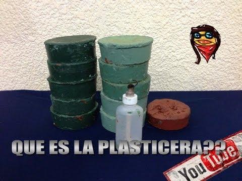 Plasticera Para Modelado, Que Es? y Sus Cualidades!!!