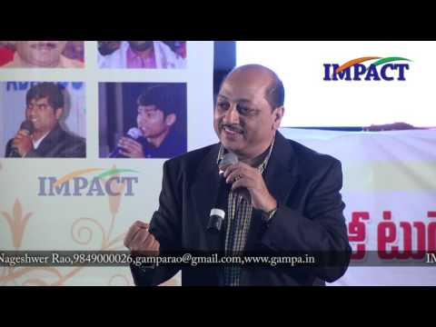 Change|KV Pradeep|TELUGU IMPACT Hyd August 2016