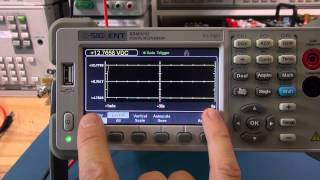 Siglent SDM3055 5 5 Digit Bench Multimeter Review - Pt1