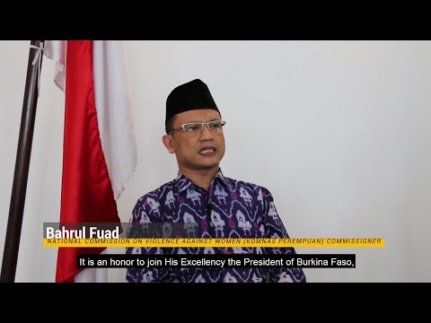 Statement by Bahrul Fuad, Commissioner of Komnas Perempuan, at High-Level Panel on FGM (HRC47)