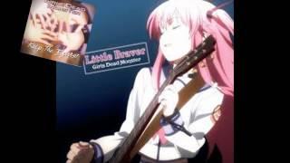 Little Braver, Angel Beats: Keep The Beats! (Girls Dead Monster) {HQ+HD+Lyrics}