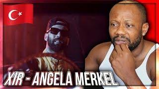 XiR - Angela Merkel | Official Video TURKISH RAP MUSIC REACTION!!!