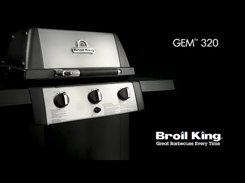 Gem 320 Overview 2019 - Broil King