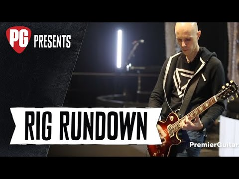Premier Guitar's Rig Rundown with A Perfect Circle