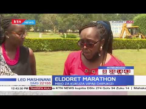 Matayarisho ya Eldoret Marathon yaendelea