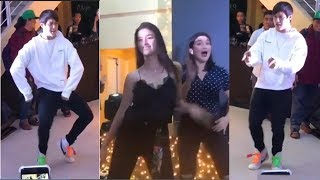 Liza Soberano and Enrique Gil Impromptu In My Feelings Challenge!