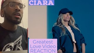 Ciara   Greatest Love Video REACTION