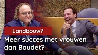 Heeft Dion Graus meer succes met vrouwen dan Thierry Baudet?