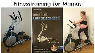 TRAINING IN DER SCHWANGERSCHAFT & DANACH I P I Mein Crosstrainer