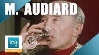 """Michel Audiard """"Le vélo de Lino Ventura""""   Archive INA"""