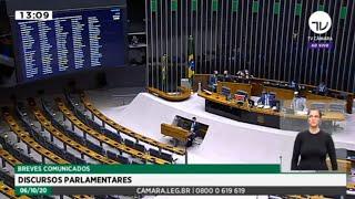 Plenário - Breves comunicados - Discursos parlamentares -