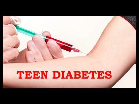 Typ-2-Diabetes als unteres