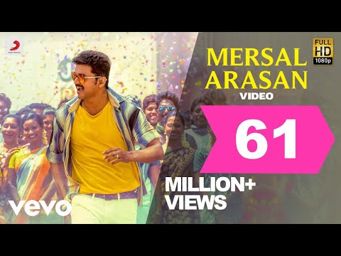 Download Mersal - Mersal Arasan Tamil Video | Vijay | A.R. Rahman HD Mp4 3GP Video and MP3
