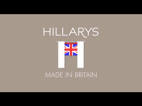 British Blinds Made In Britain by Hillarys YouTube video thumbnail