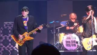 Lookout - Cheap Trick - Live in Harris, MI  02/10/2017