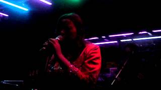 Charlotte Church live@Moles Bath -Nerve & I can Dream