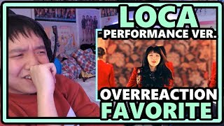 FAVORITE [페이버릿] - LOCA [Performance Ver.] MV OVERReaction