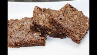 How to make the BEST Brownies – The World's Best Brownie Recipe!!!