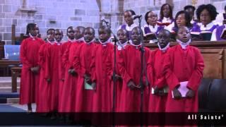 All Saints' Cathedral Nairobi Children's Choir