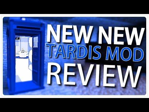 NEW NEW TARDIS Mod REVIEW