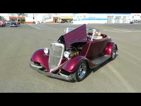 Video of '34 Roadster - MGSW