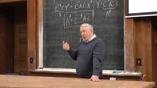 Овчинников А. В. - Линейная алгебра - Собственные значения и собственные векторы линейного оператора
