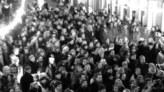 The Wolves   Holland Surprise Flashmob