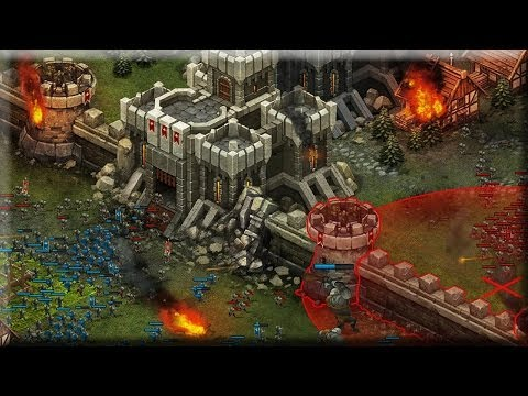 Throne Rush - Android Gameplay HD