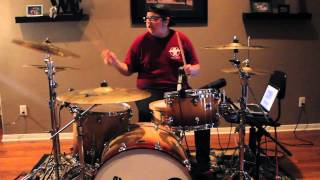 Dance Gavin Dance - Strawberry Swisher pt. 3 (Drum Cover)