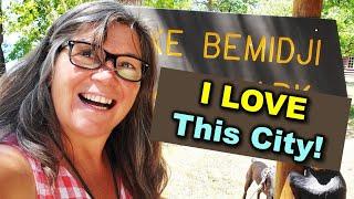 Bemidji - The Coolest North Woods City in Minnesota?