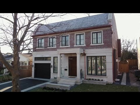 Custom Luxury Home Build – 3 Rothmere Dr, Toronto, ON