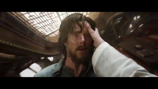 Бенедикт Камбербэтч, Marvel's Doctor Strange - Official Teaser Trailer UK