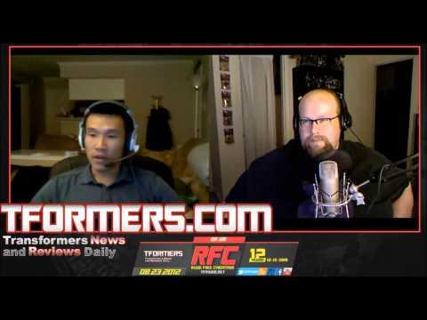 Tformers News Desk - August 23, 2012