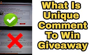 how to win giveaways on youtube random comment picker - TH-Clip