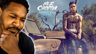 NLE CHOPPA - NARROW ROAD FT. LIL BABY (OFFICIAL AUDIO) REACTION!!!