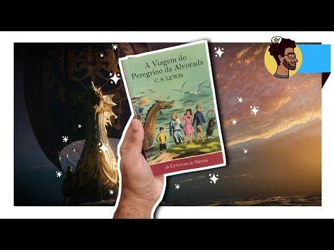 A Viagem do Peregrino da Alvorada | VLOG DE LEITURA | BOOKCRUSHES
