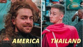 $2 Haircut VS $25 Haircut | Worth It? |