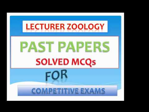 Zoology interview questions - zoology interview questions