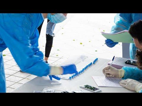 Κύπρος – Covid-19: 3 νέοι θάνατοι και 292 νέα κρούσματα – 108 θετικά rapid test…