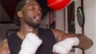 Леннокс Льюис - тренировки. Lennox Lewis - training