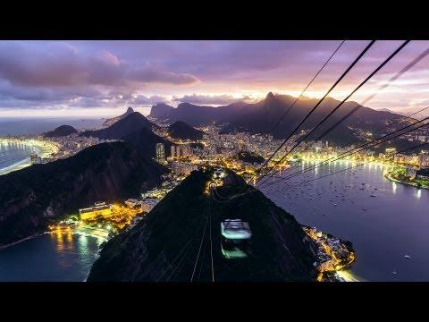A Tour of Gorgeous Rio