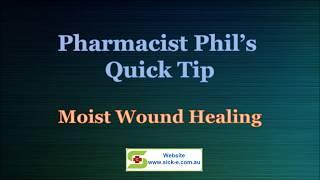 Moist Wound Healing