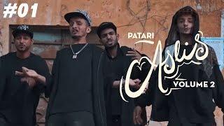 Kasani   Lyari Underground - LUG Rapperz   Patari Aslis Vol 2 Ep 01   FULL SONG