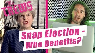 New Trews Snap Election  Who Benefits