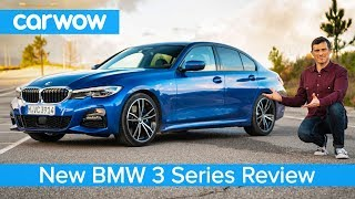 BMW 3 Series 2019 review - see why it's the best new sports saloon/ sedan | carwow