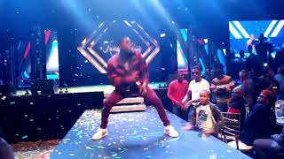 Davido & Small Doctor Performance At The Oxymoron Of Kenny Blaq 2018