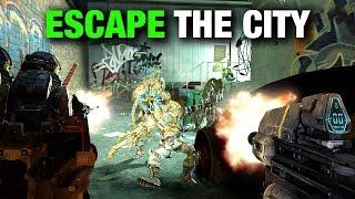 Halo Flood Campaign - Escape The City