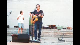 Orange & Cotton Alley - John Lombardo - Soundcheck @ Potter's Terrace - August 30, 2002