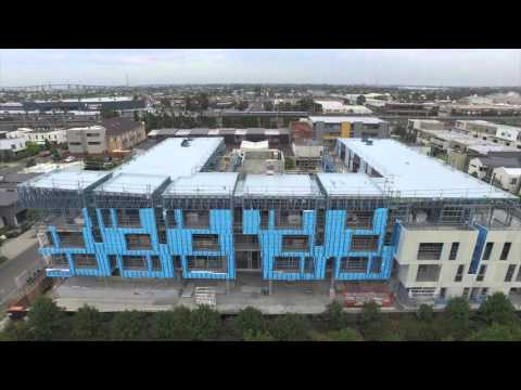 Dynamic Steel Frame - BANBURY VILLAGE, FOOTSCRAY