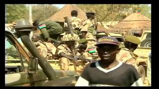 Silencing the guns in Africa: Riek Machar